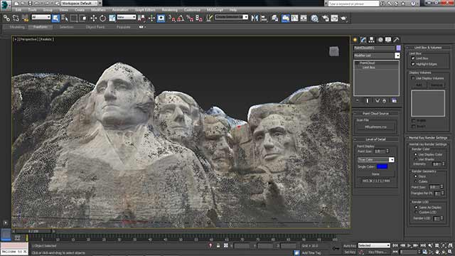 3ds max 2014 screen