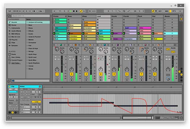 New Ableton Live 9