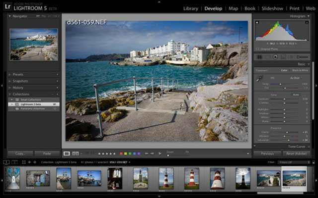 Photoshop Lightroom 5 Workflow
