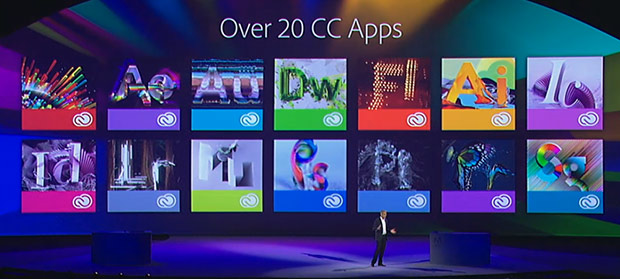 Over 20 CC Apps