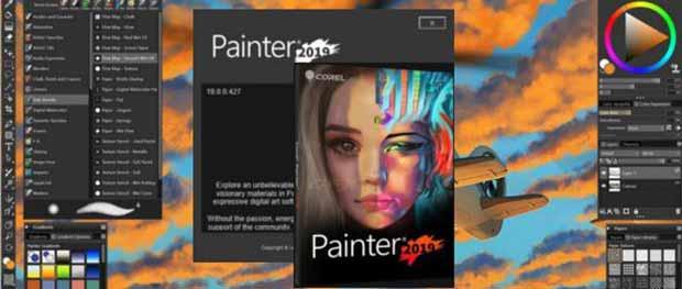 Painter 2019 tools