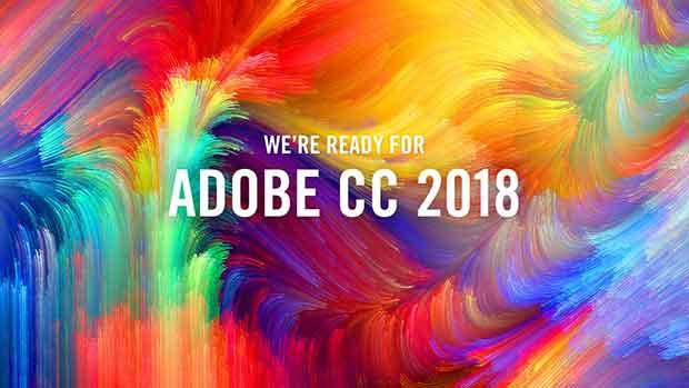 Adobe cc master 2018