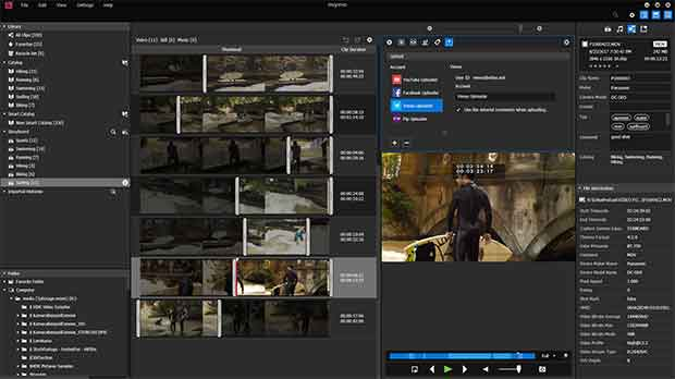 New video scope supporting HDR
