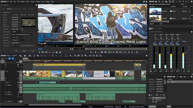 Supports Intel Quick Sync Video for extremely fast H.264 export