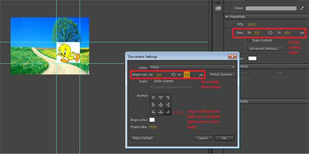 Animate between poses easily by organizing your assets in parent-child layers