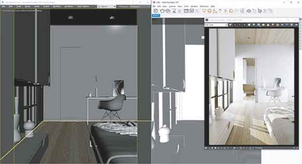 Perfect renders are as easy as taking a snapshot with new Automatic Exposure & White Balance