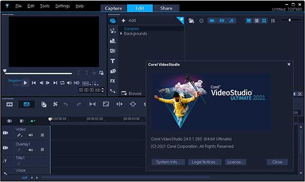 VideoStudio Keygen